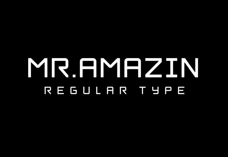 mr-amazin-free-font
