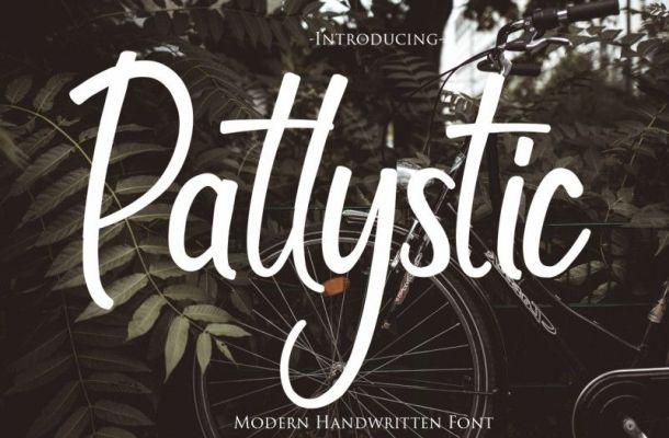 Patlystic Font