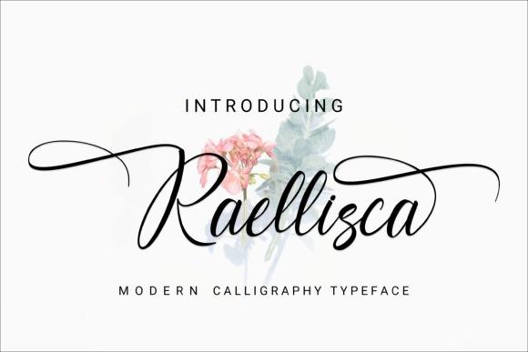 Raellisca Font