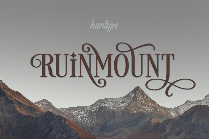 ruinmount-font