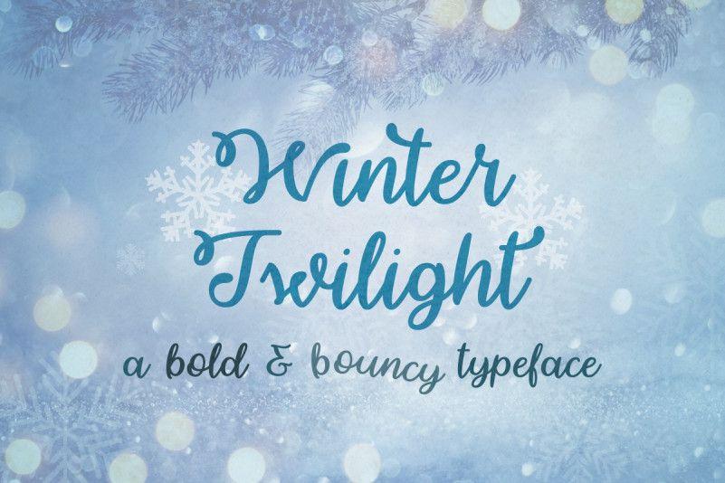 winter-twilight-font