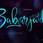Zabarjad Font