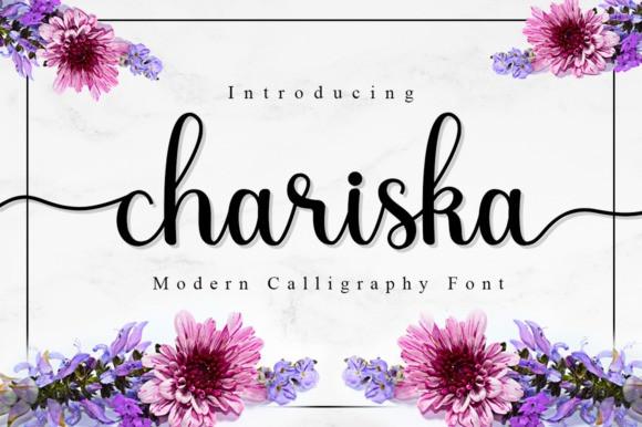 chariska-font