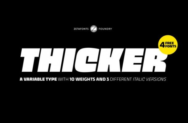 Kicker Font Family