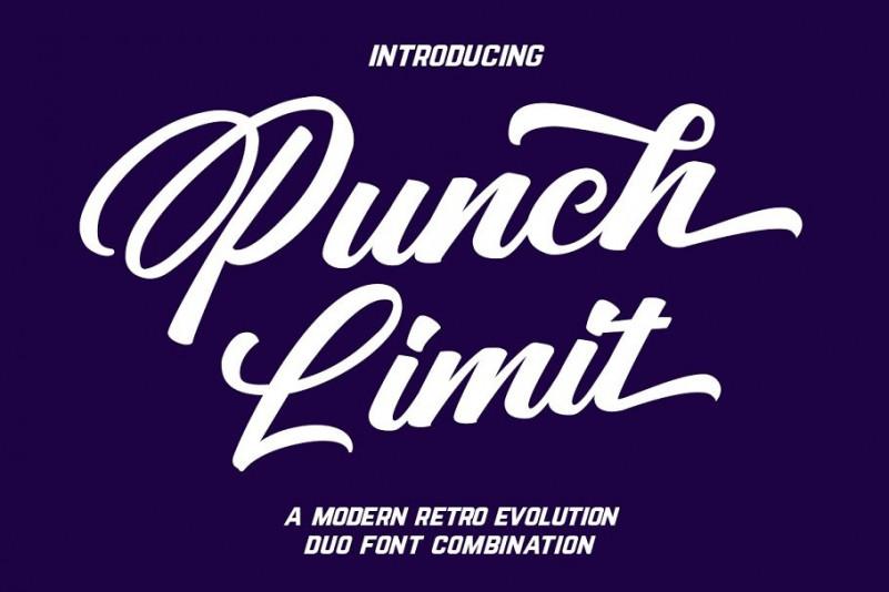 punch-limit-font-duo-1