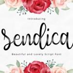 Sendica Font