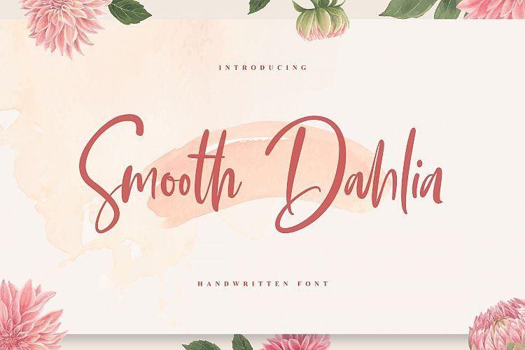 smooth-dahlia-script-font