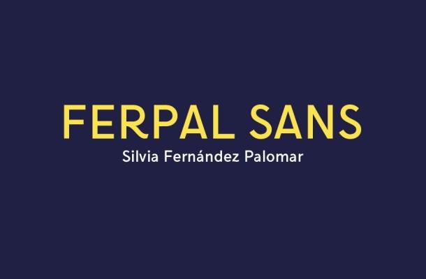 Ferpal Sans Free Typeface