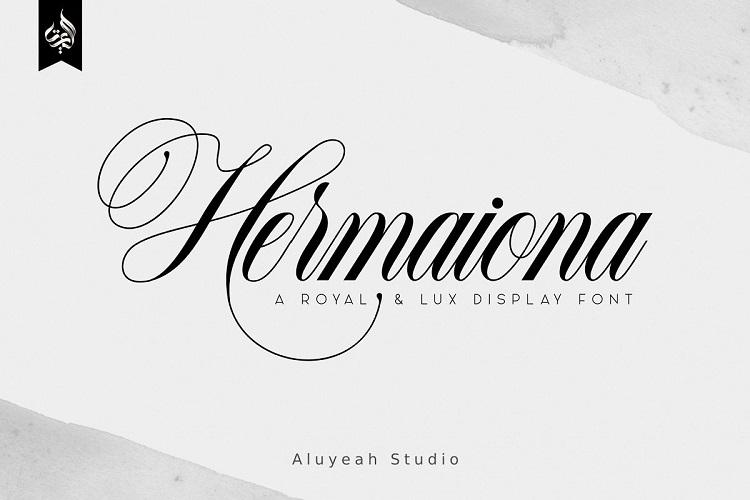 Hermaiona Font