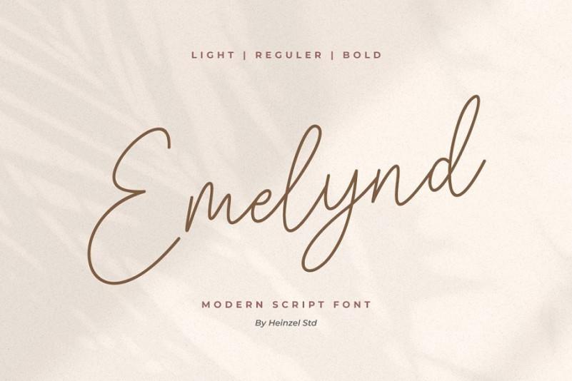 emelynd-font