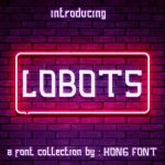 Lobots Collection Font