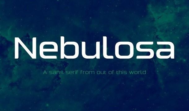 Nebulosa Sans Font