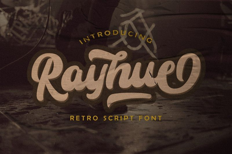 rayhue-font