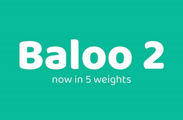 Baloo 2 Font Family