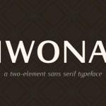 Iwona Sans Serif Font Family