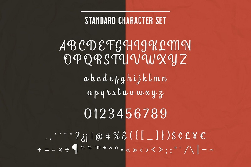 Playtoon Script Font-3