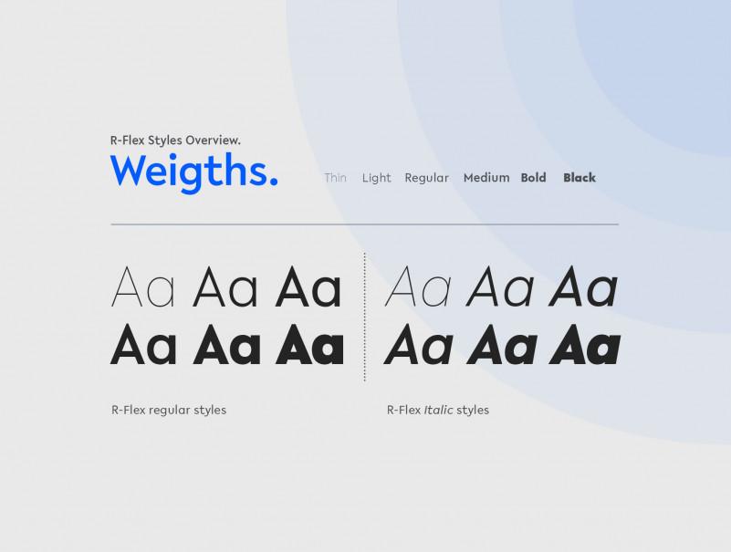 R-Flex Sans Serif Font-2