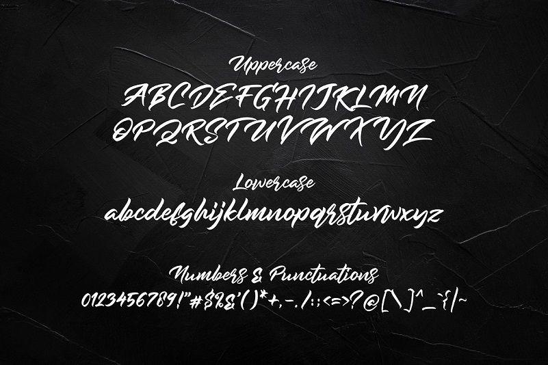 Rockmore Font-3