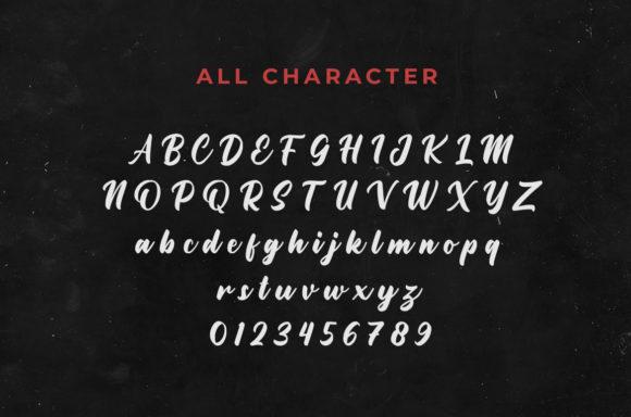 Rottweiler Font-3