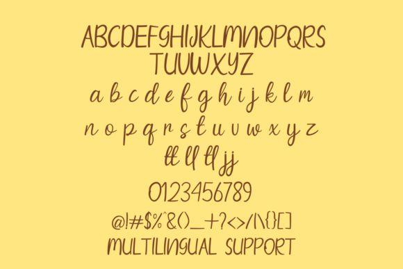 Salthing Script Font-3