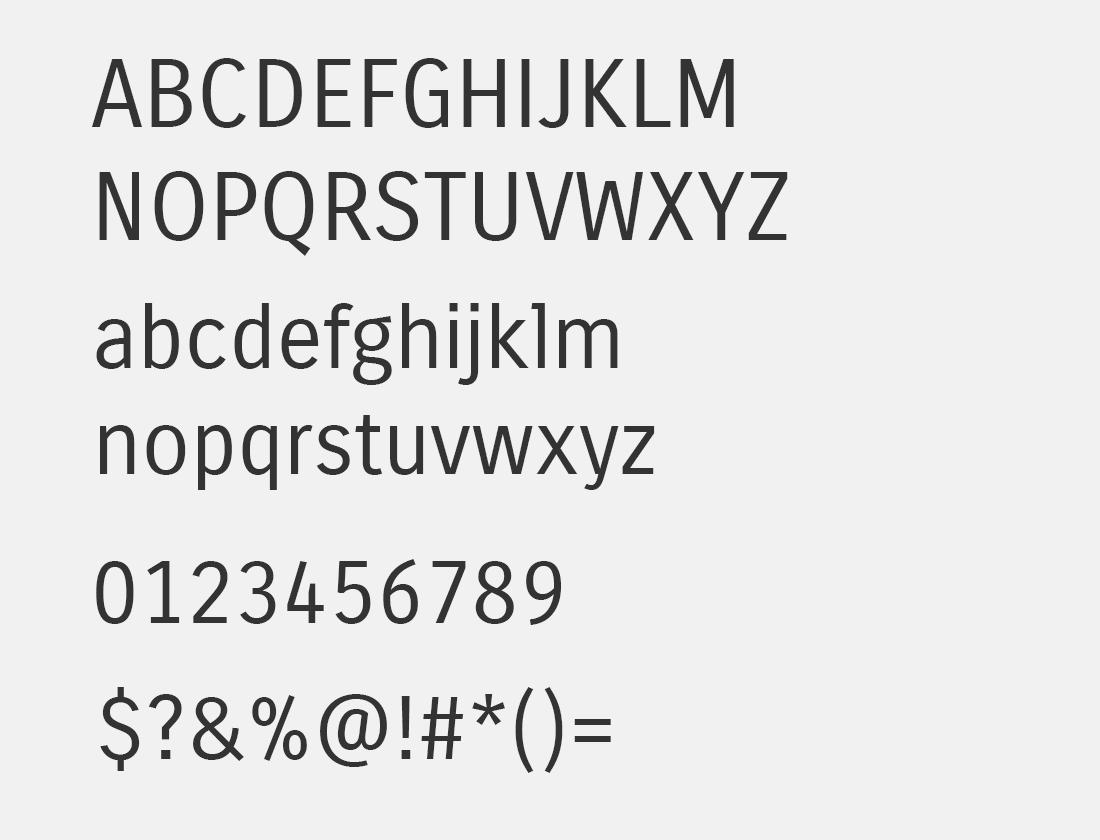 160 Carrois Gothic font