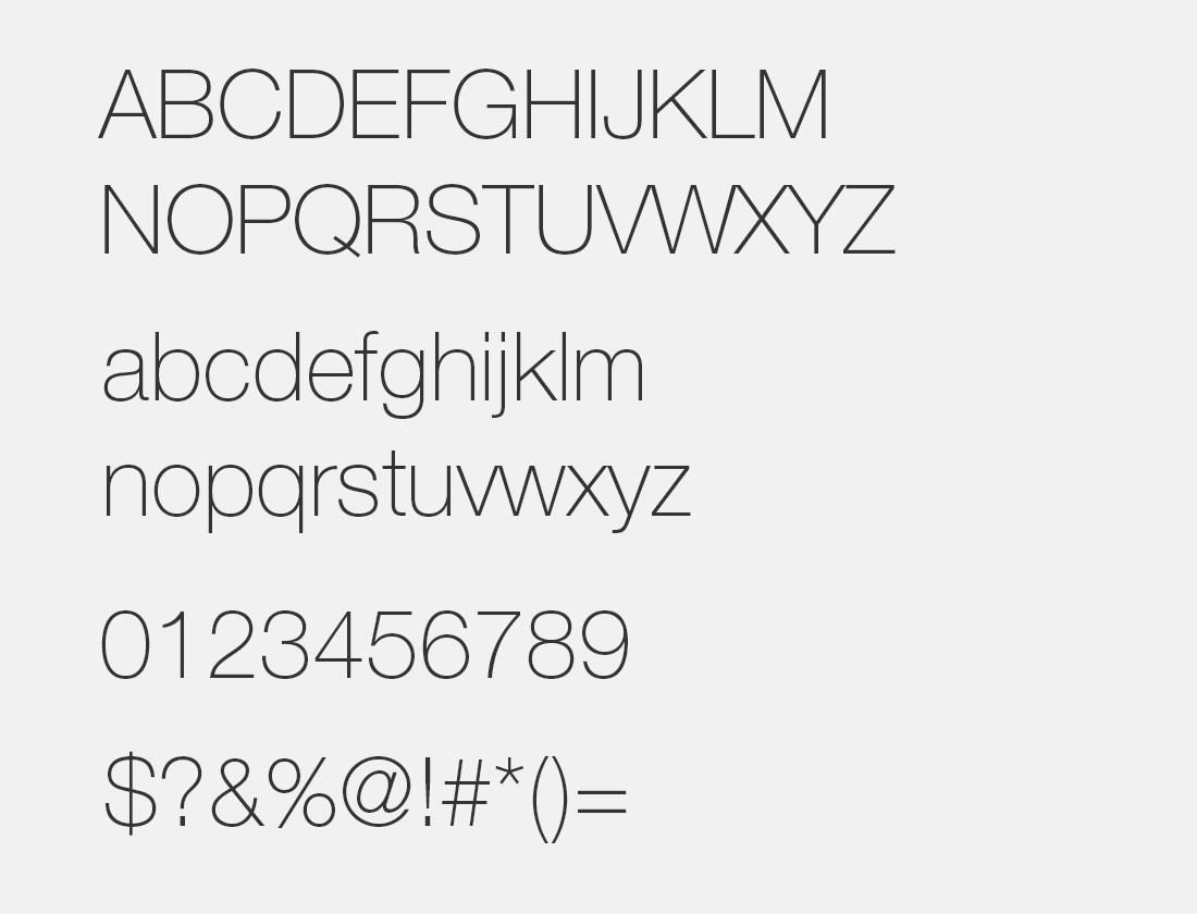 2 Lowvetica font