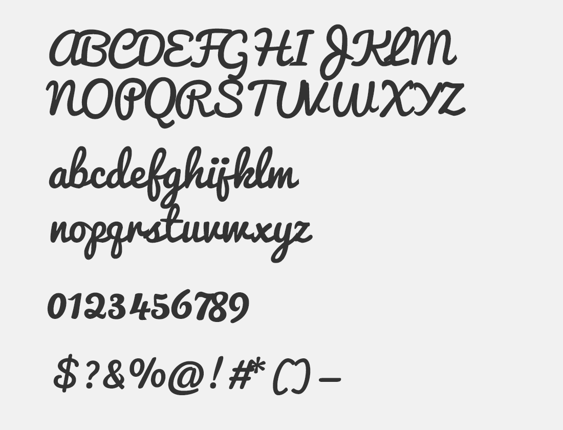 57 Pacifico font