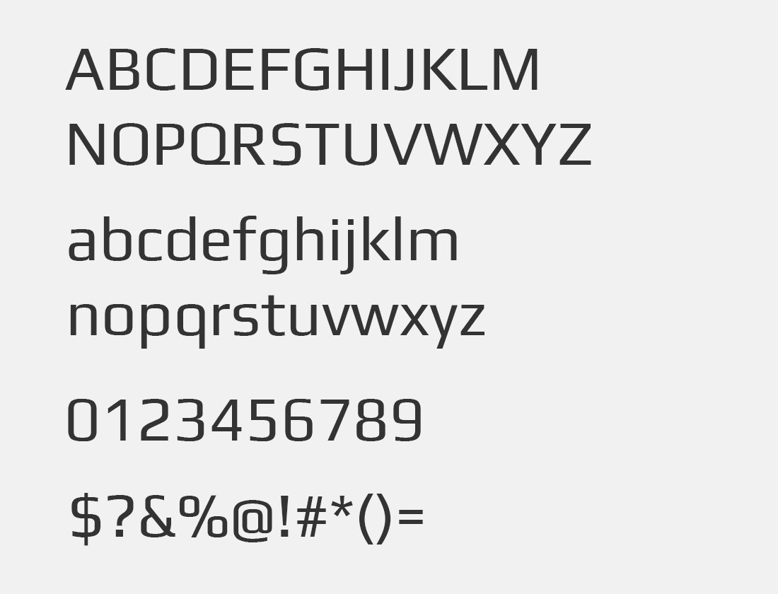 86 Play font