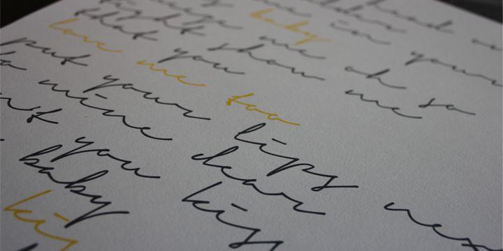 Signerica Signature Font-2