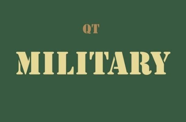 Military Serif Font