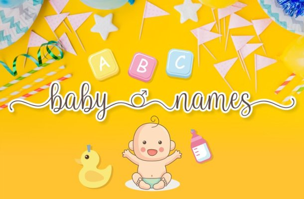 Baby Names Calligraphy Font