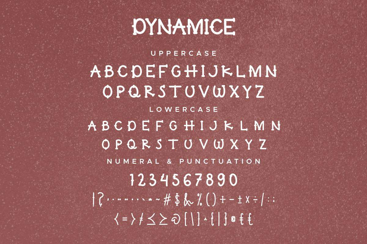 Dynamice Font Duo-3