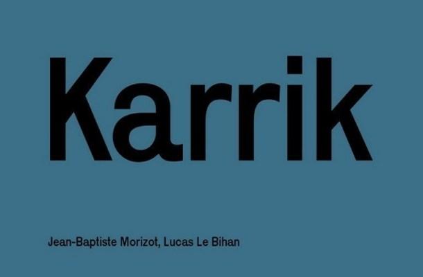 Karrik Sans Serif Font