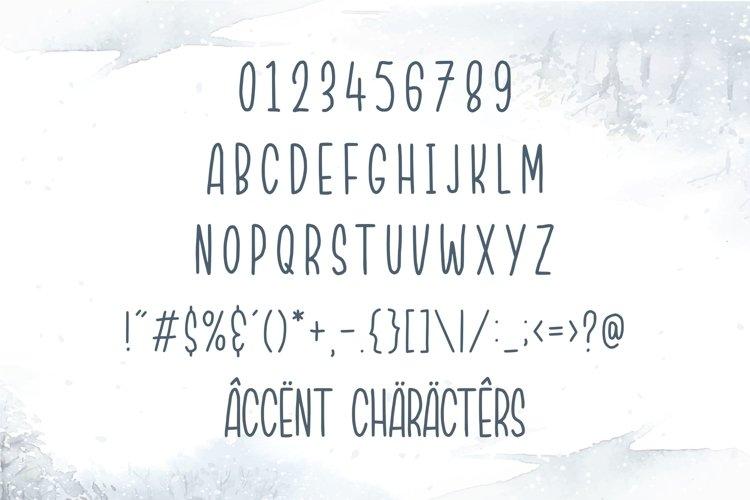 Northwood Quirky Handwritten Font-3