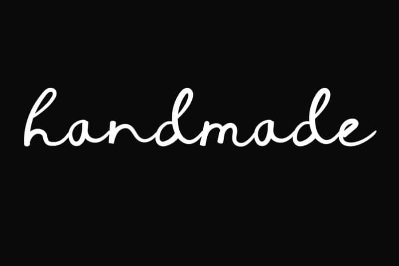 Vanneria Handwritten Font-2