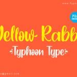 Yellow Rabbit Font