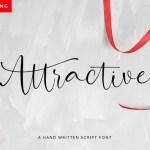 Attractive Modern Handwritten Font