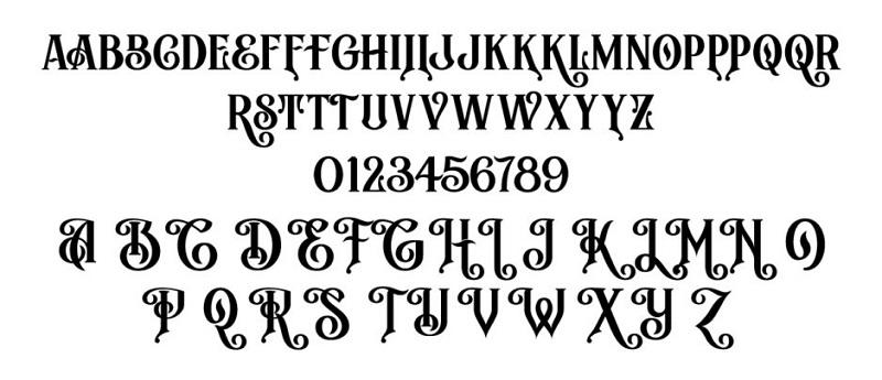 Archibold Royal Display Font-2