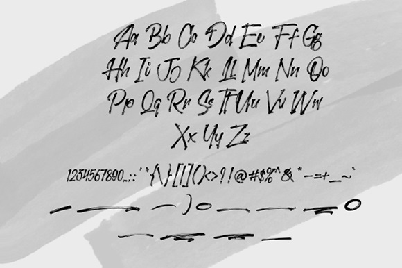 Cellotype Brush Script Font-3