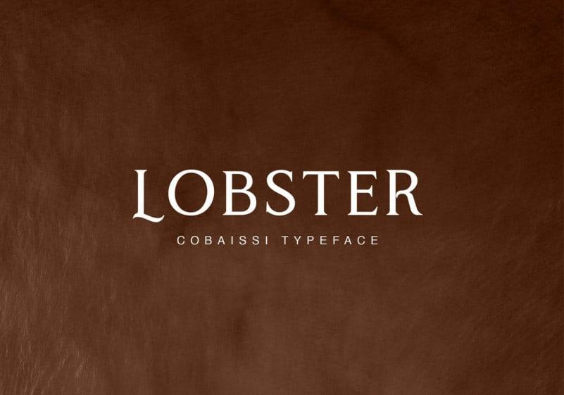 Cobaissi Serif Font-3
