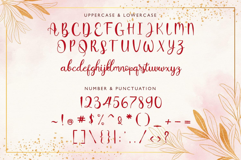Hey Sweety Modern Calligraphy Script Font-3
