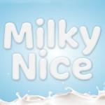 Milky Nice Display Font