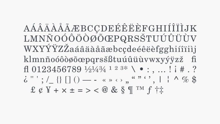 School Century Serif Font-3