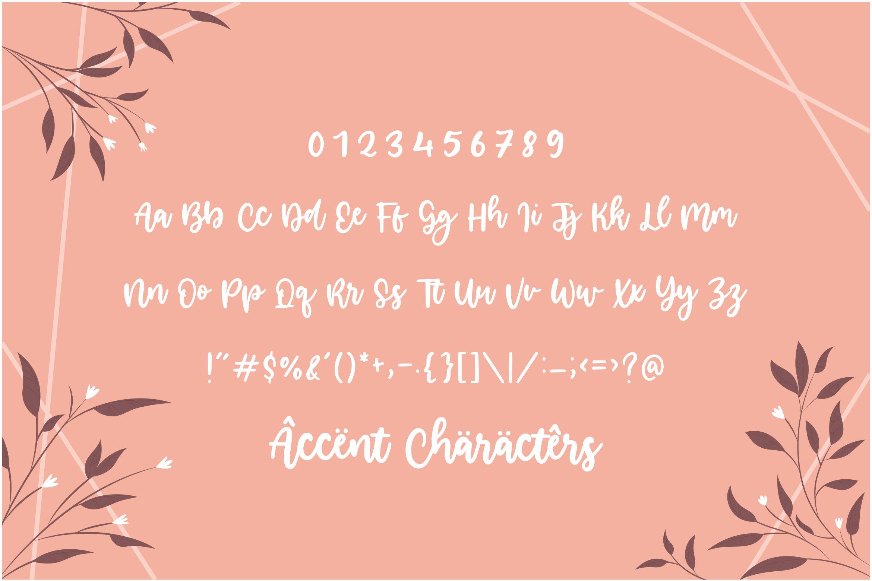 Smilestar Bold Handwritten Font-3