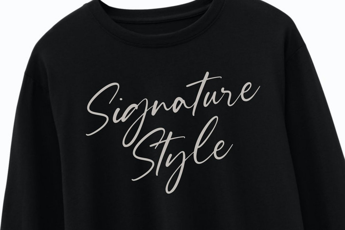 Winter Sunrise Handwritten Script Font-3