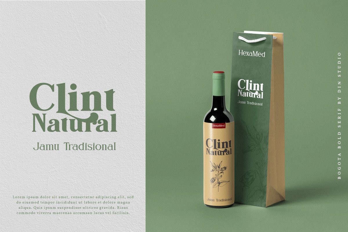 Bogota Bold Elegant Serif Font-2