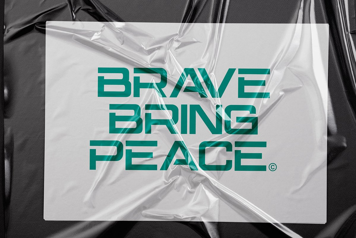 Brave Eighty One Display Typeface-2