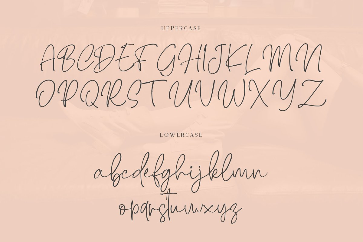 Brendria Handwritten Signature Font-2