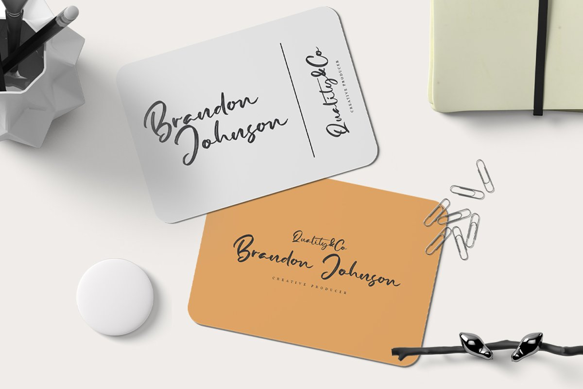 Dellons Signature Elegant Brush Font-2