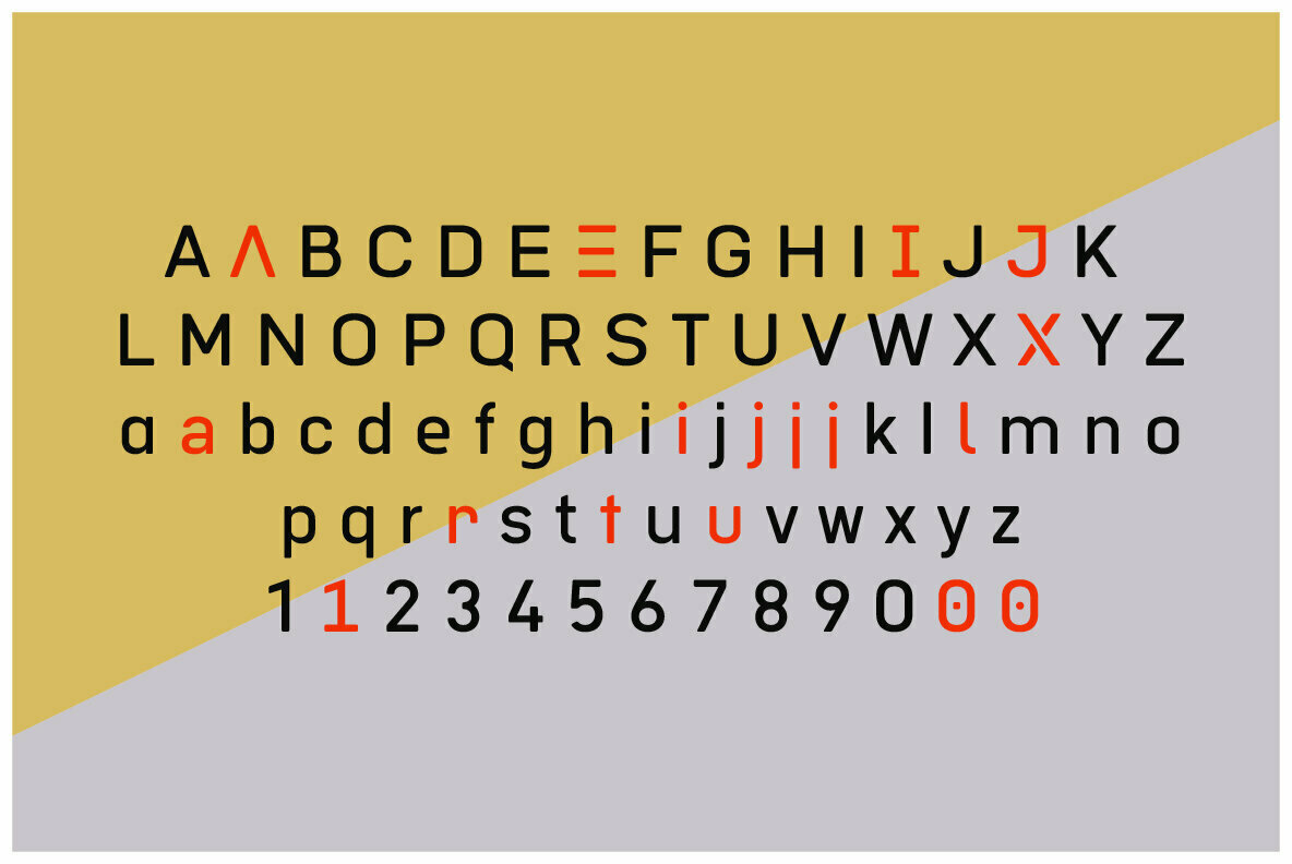 Katerina P Rounded Sans Serif Typeface-4